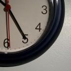 同じ時間 same time